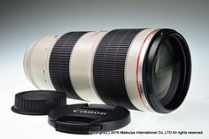 Canon EF 70-200mm f/2.8 L IS II USM Excellent+ #Canon