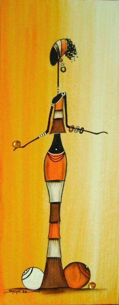 Sylphide créations - Pas de hic, juste un petit clic pour découvrir des petits personnages rastas aux couleurs toniques peints à l'acrylique. Alors bienvenue au pays des rastablos et bonne visite. Black Art Painting, Black Artwork, Fabric Painting, African Art Paintings, Animal Art Projects, Art Watercolor, Art Africain, Africa Art, Art Nouveau Design