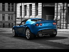 lotus elise - beauty