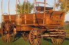Fifth wheel covered wagon 5