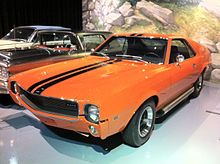 AMC AMX - Wikipedia, the free encyclopedia