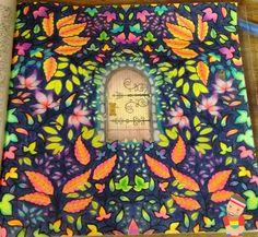 Secret Garden Door, Garden Doors, Garden Gates, Colouring, Coloring Books, Coloring Pages, Joanna Basford Secret Garden, Secret Garden Coloring Book, Johanna Basford