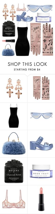 """You came out of a lady"" by emma-june-sawyer ❤ liked on Polyvore featuring Gucci, Dolce&Gabbana, Pedro García, Herbivore, girlpower and powerlook"
