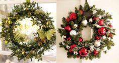 navidad-12ideas-decorar-casa-coronas-de-navidad-en-ventana-y-puerta