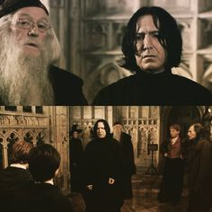 "237 Likes, 8 Comments - Severus Snape my Prince (@mrssevsnape) on Instagram: ""I love this scene!! Harry's face was amazing!! And Snape is perfect, like always!! .…"""