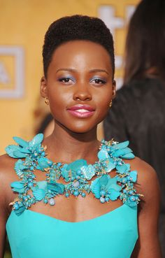 22 of Lupita Nyong�o�s Best Beauty Moments | Daily Makeover
