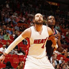 Josh McRoberts - Miami Heat