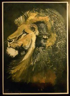 The Lion's Pride by ShaysArtShop on Etsy