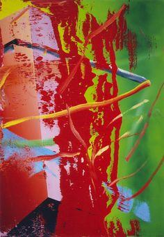 Haus Maison 1983, 100 cm x 70 cm Gerhard Richter