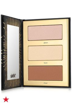 Buy Tarteist PRO Glow to Go Palette from tarte here. Glow on-the-go with this portable highlight and contour palette with rich and cool undertones. Z Palette, Glow Palette, Makeup Palette, Mascara, Eyeliner, Eyeshadow Makeup, Makeup Brushes, Bronzer Makeup, Makeup Cosmetics