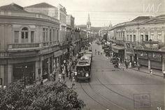 Augusto Malta. Avenida Beira-Mar na altura do Passeio Público, 27-10-1906. Lapa, Rio de Janeiro - Acervo IMS   2