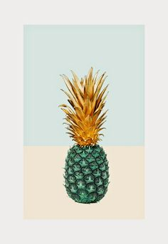 : a poster a day pineapple :. Pineapple Art, Pineapple Pictures, Pineapple Design, Photocollage, Fruit Art, Illustrations Posters, Cool Designs, Graphic Design, Design Art