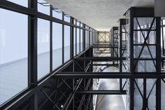 Gallery of Lausward Power Plant / kadawittfeldarchitektur - 11