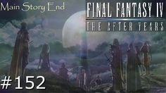 [#152] Main Story Complete | FF4: The After Years (PSP) Gameplay by Taro...