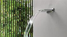 Isenberg CFB.2250 Cascade Waterfall Tub Filler Tub Faucet, Shower Heads, Master Bath, Flow, Door Handles, Waterfall, Plumbing, Showers, Door Knobs