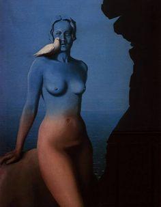 Rene Magritte, Black Magic