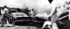 vintage nascar crashes - Yahoo Image Search Results