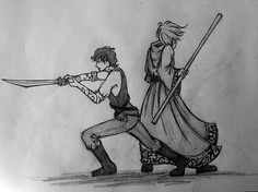 I really like that stick of yours by mademoisellemaripol.deviantart.com on @deviantART