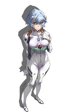 Rei Ayanami by kevinTUT.deviantart.com on @deviantART