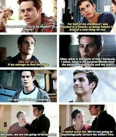 Issac and stiles