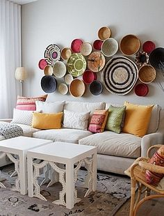Moroccan Living Rooms Ideas