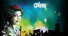 cirque du soleil Quidam to Bucharest in 2015