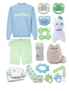 """""""Little Boy (age regression, etc.)"""" by transboyfanboy ❤ liked on Polyvore featuring Old Navy, Nûby and Playtex"""