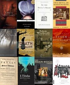 The Best Books About the Salem Witch Trials
