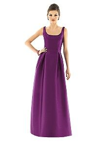 Alfred Sung #bridesmaid #dress. Mix and Match styles!