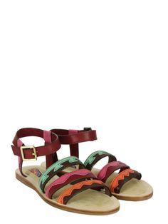 Arum Gladiator Sandal by Paul Smith #Sandal #Paul_Smith