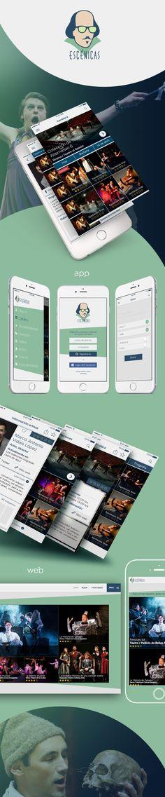 App para los amantes del teatro.