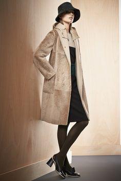 Max Mara коллекция | Коллекции осень-зима 2014/2015 | Нью-Йорк | VOGUE