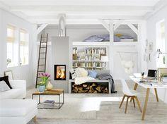 Scandinavisch Bohemian Interieur : Een kleurig bohemian interieur met een scandinavische touch roomed