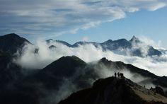 Mt.Tsubakuro Japan 燕岳