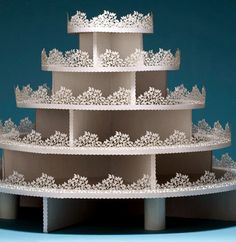 Might order a cupcake tower and do out own setup! Original Large Round Cupcaketree with Vine Wrapper Kit cupcake stands Cake And Cupcake Stand, Cupcake Display, Wedding Cakes With Cupcakes, Cupcake Cakes, Cupcake Towers, Cupcake Stands For Weddings, Cupcake Wedding Display, Large Cupcake, Diy Cupcake