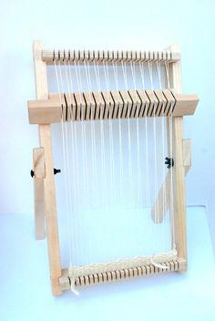 Awesome Meghan Bogden Shimek   Beginner Frame Loom. Tapestry ...