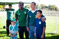 The Portland Timbers partnered with Socio MLS at Delta Park on September 30, 2012 in Portland, Oregon. (L.M. Parr/Portland Timbers)