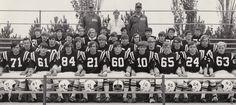 Monticello Minnesota History: Coach Dick Bakke's Football Scrapbook.