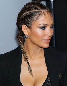 Trendy cornrows  :: one1lady.com :: #hair #hairs #hairstyle #hairstyles