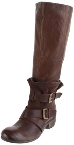 3a0c47f9070 Boutique 9 Women s Floyde Flat Double Buckle Boot
