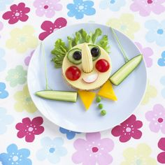Pinocchio makes for a real tasty treat if your kids need some encouragement to eat salad - Ryland Peters & Small