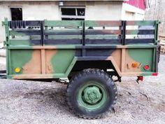 These trailers will dump. $600