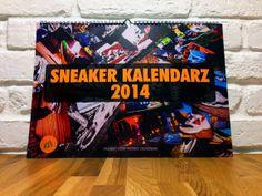 Sneaker Kalendarz 2014 by Petero Via: Tenisufki.eu