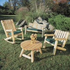 Log Arm Chair Low Back Natural Western Cedar Straight At The Place Online  Shopping