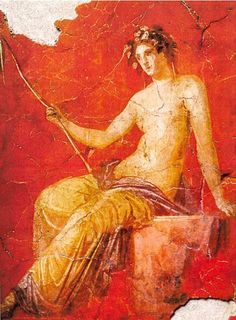 Mural painting from Pompeii