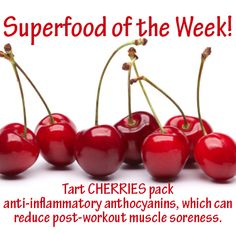 Superfood of the Week: Cherries