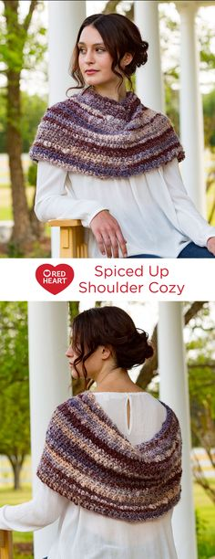 Spiced Up Shoulder C