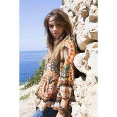 Isla Ibiza tuniek, nieuw bij Zazou!