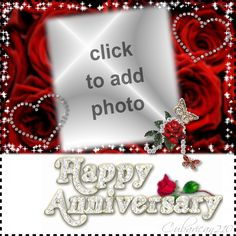 Happy Anniversary wedding marriage love wife husband he Happy Anniversary Photos, Happy Wedding Anniversary Cards, Happy Anniversary To My Husband, Happy Wedding Anniversary Wishes, Happy Husband, Anniversary Funny, Wedding Cards, Anniversary Frames, Anniversary Cake With Photo