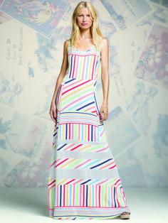 Spring's feature-length dress gets graphic. #PeterSomForKohls #Kohls #sponsored